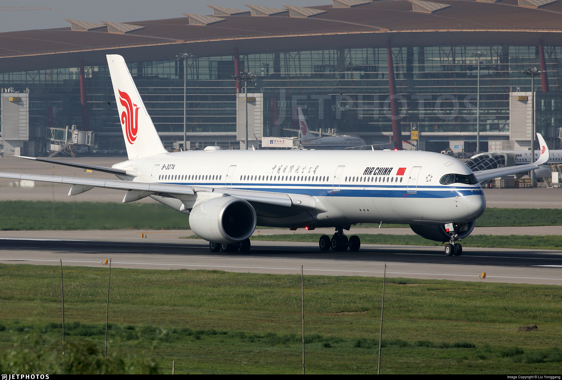 B-307A - Airbus A350-941 - Air China