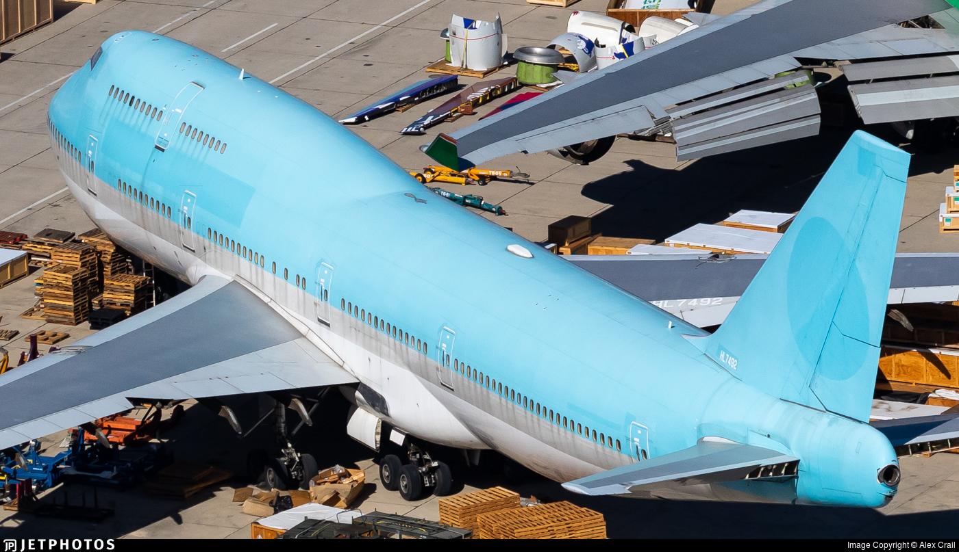 HL7492 - Boeing 747-4B5 - Untitled