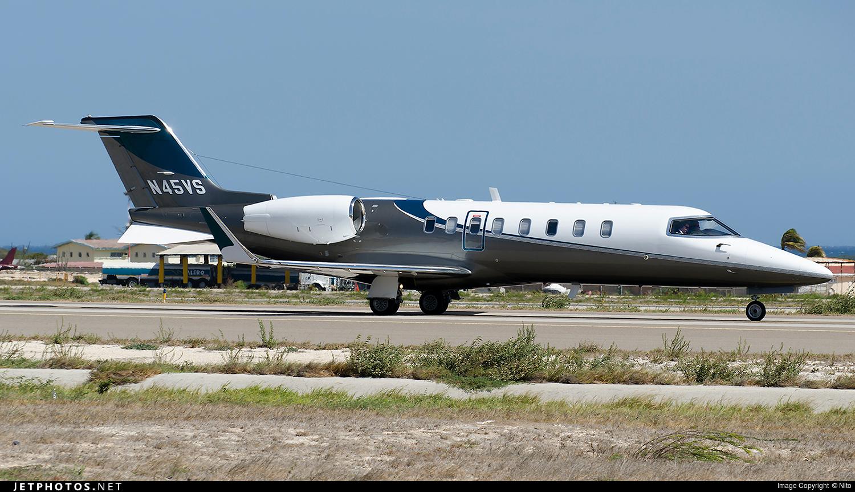 N45VS - Bombardier Learjet 45 - Private