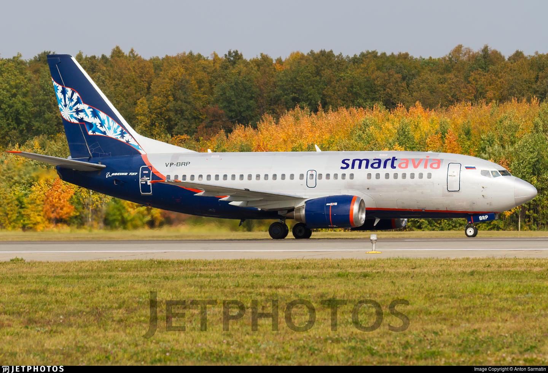 VP-BRP - Boeing 737-505 - Smartavia