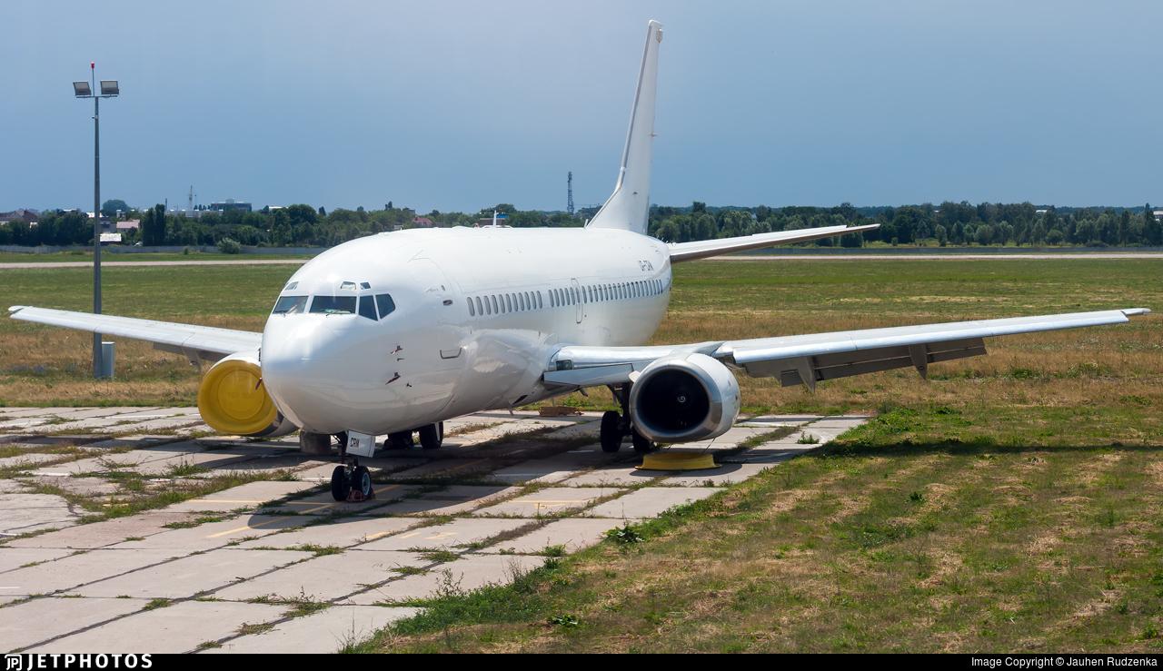 UR-CRM - Boeing 737-341 - Ghadames Air Transport