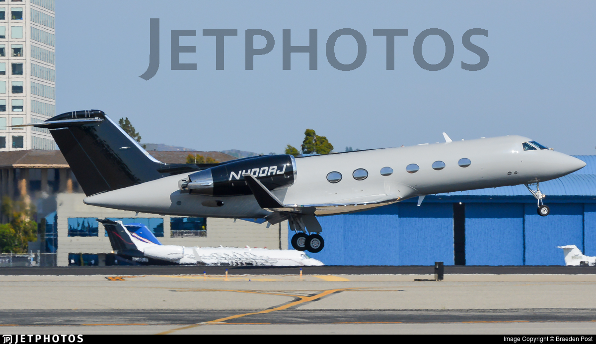 N400AJ - Gulfstream G-IV - Private