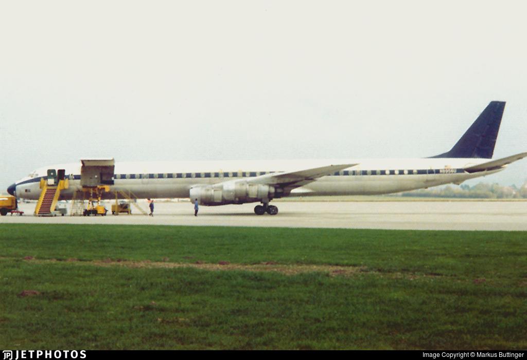 N8956U - Douglas DC-8-61(CF) - Saturn Airways