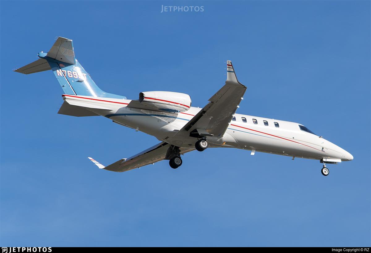 N769ST - Bombardier Learjet 45 - Private
