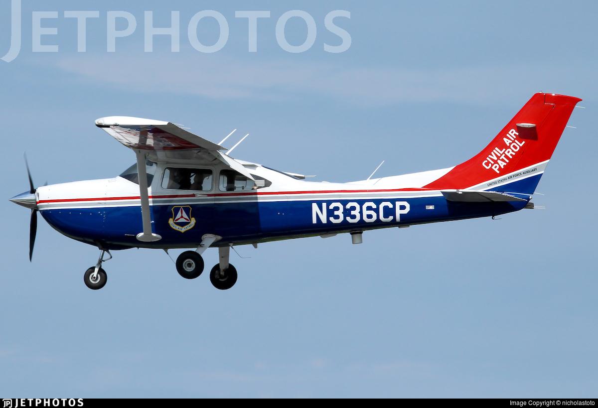 N336CP - Cessna T182T Turbo Skylane - United States - US Air Force Civil Air Patrol