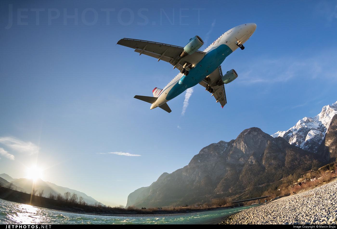 OE-LDG - Airbus A319-112 - Austrian Airlines (Tyrolean Airways)
