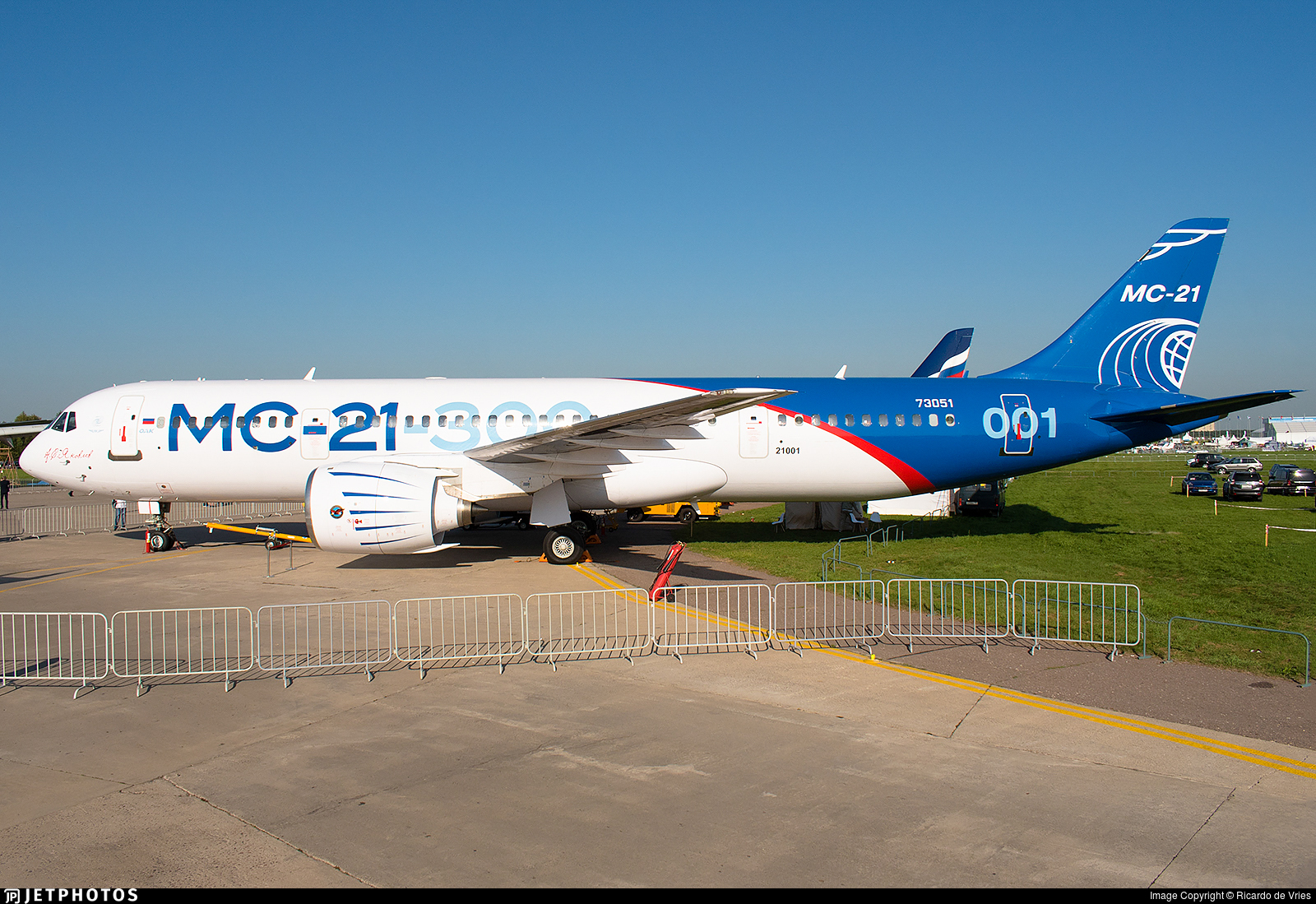 73051 - Irkut MC-21-300 - Irkut Corporation