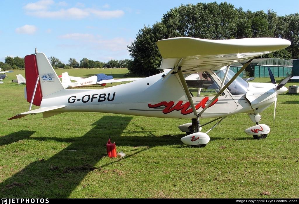 G-OFBU - Ikarus C-42 FBUK - Private