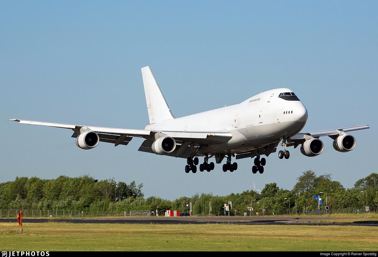 4L-GEN - Boeing 747-236B(SF) - Geo-Sky