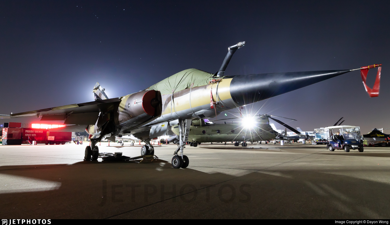 N633AX - Dassault Mirage F1CR - Airborne Tactical Advantage Company (ATAC)