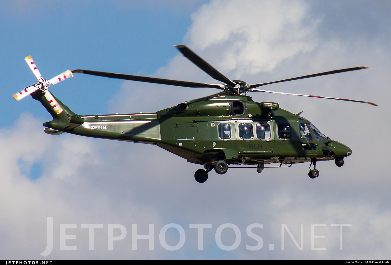 CSX81890 - Agusta-Westland AW-149 - Italy - Air Force