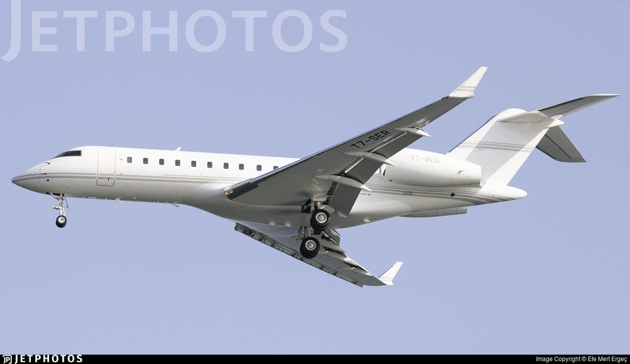 T7-SER - Bombardier BD-700-1A10 Global Express - Private