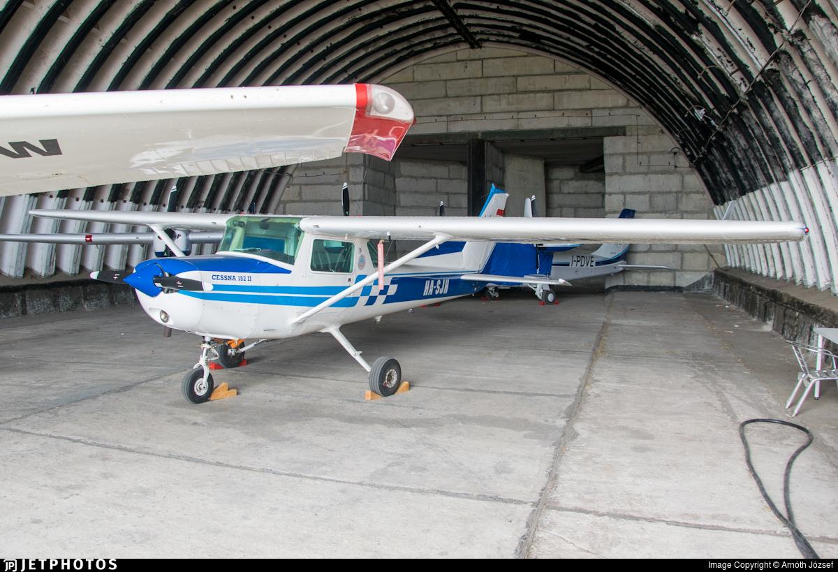 HA-SJH - Cessna 152 - Fly Coop