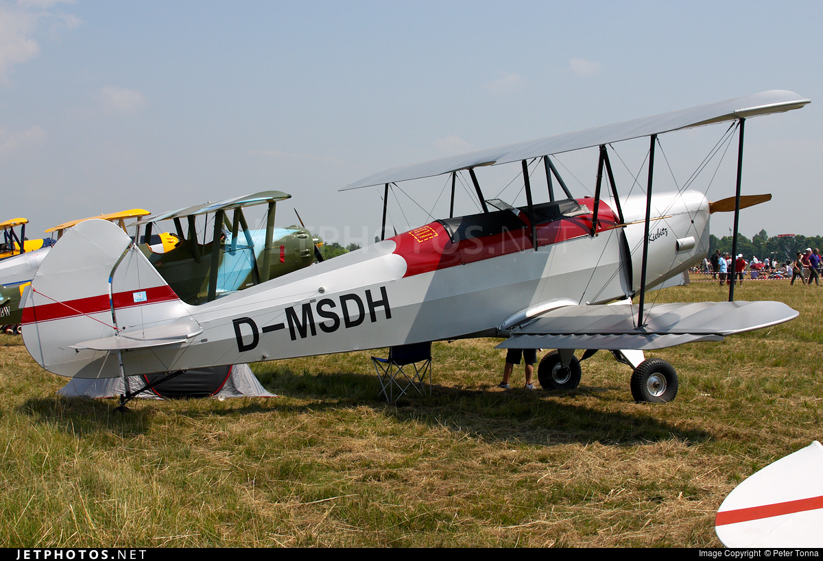 D-MSDH - Platzer Kiebitz B - Private