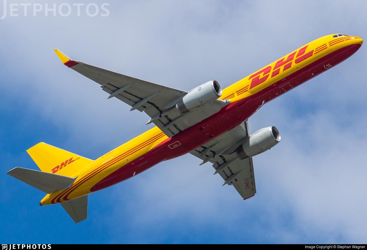 G-DHKC - Boeing 757-256(SF) - DHL Air