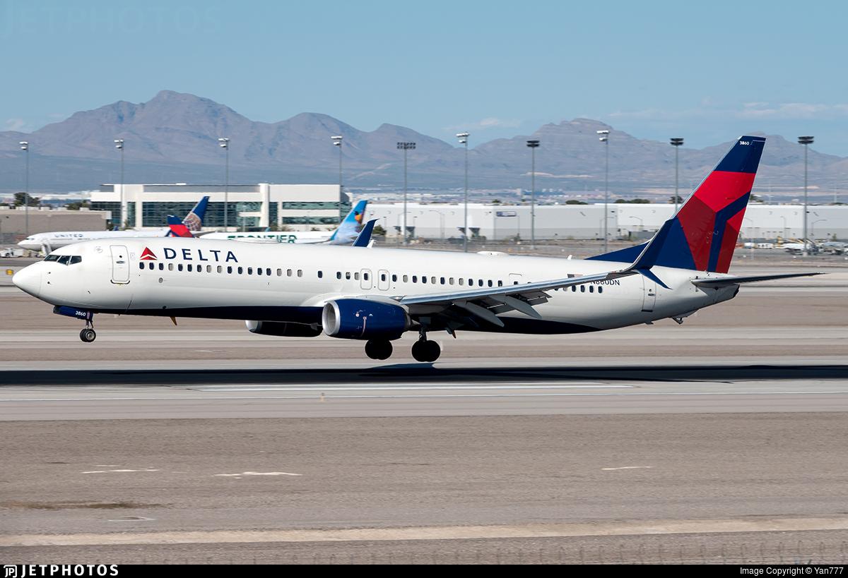 N880DN - Boeing 737-932ER - Delta Air Lines