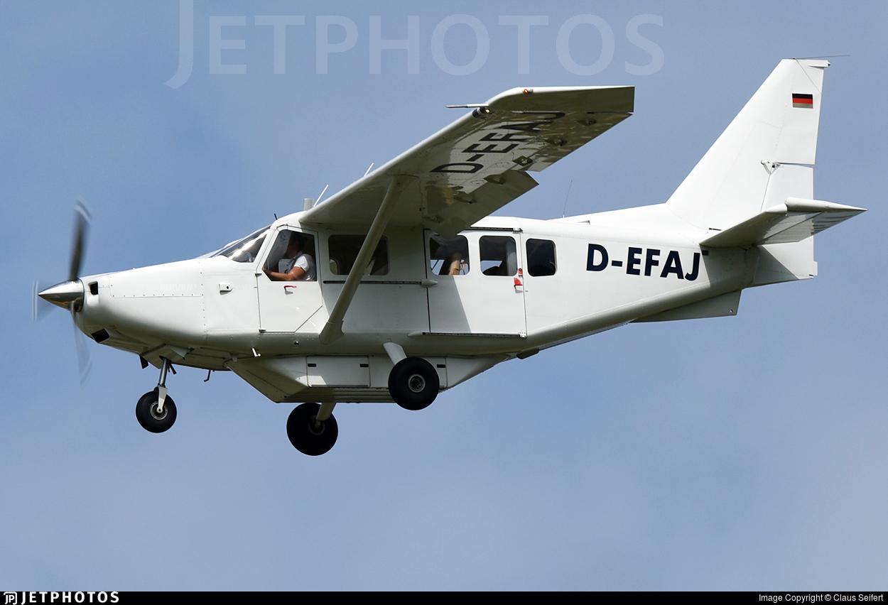 D-EFAJ - Gippsland GA-8 Airvan - Private