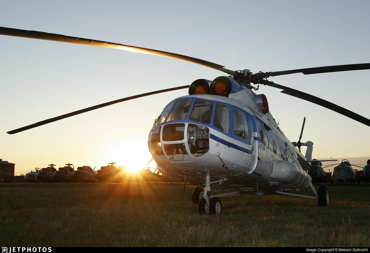 RA-22218 - Mil Mi-8T Hip - UTair Aviation