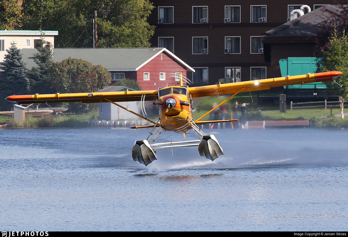 N1543 - De Havilland Canada DHC-2 Mk.III Turbo-Beaver - Private