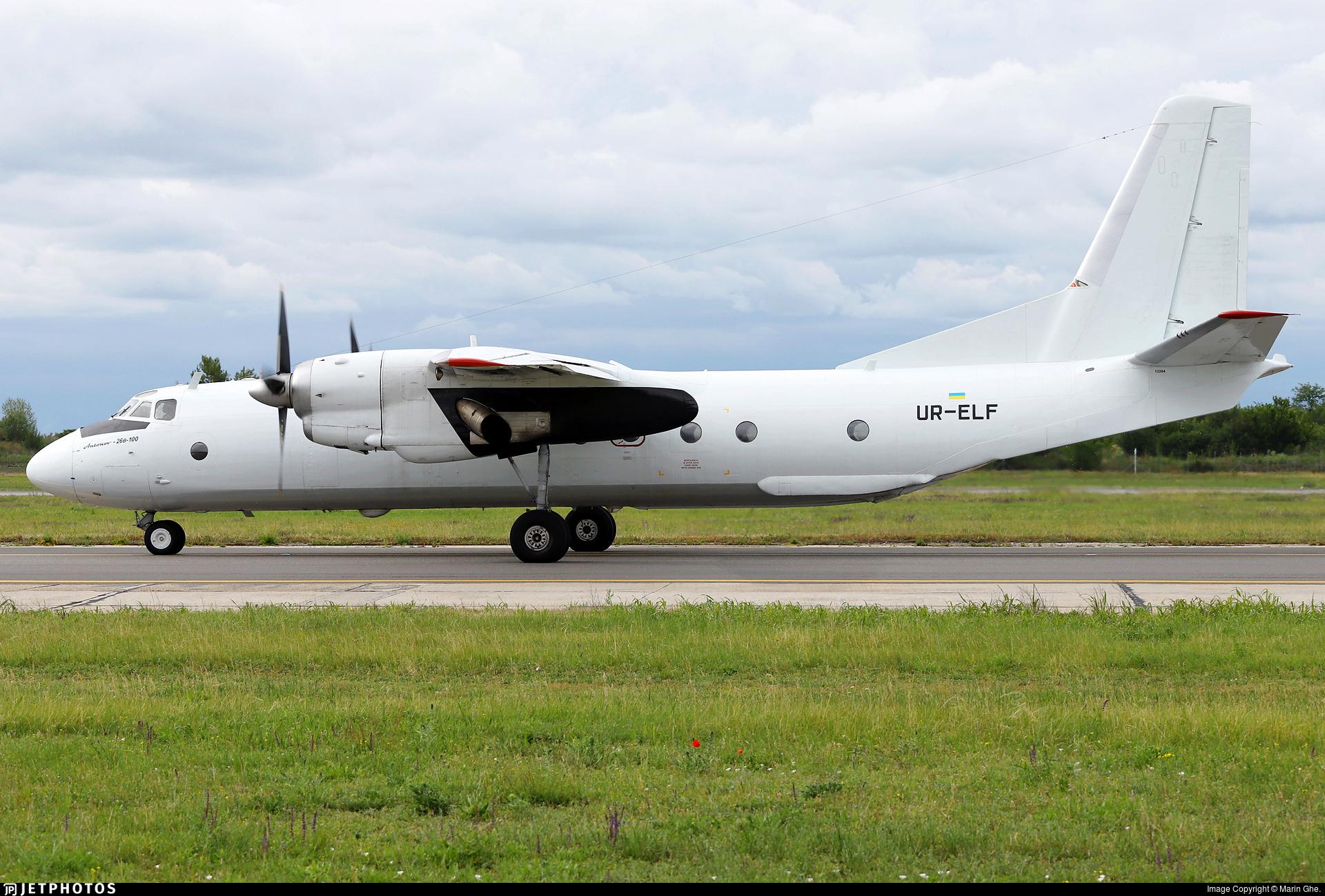 UR-ELF - Antonov An-26B-100 - Air Urga
