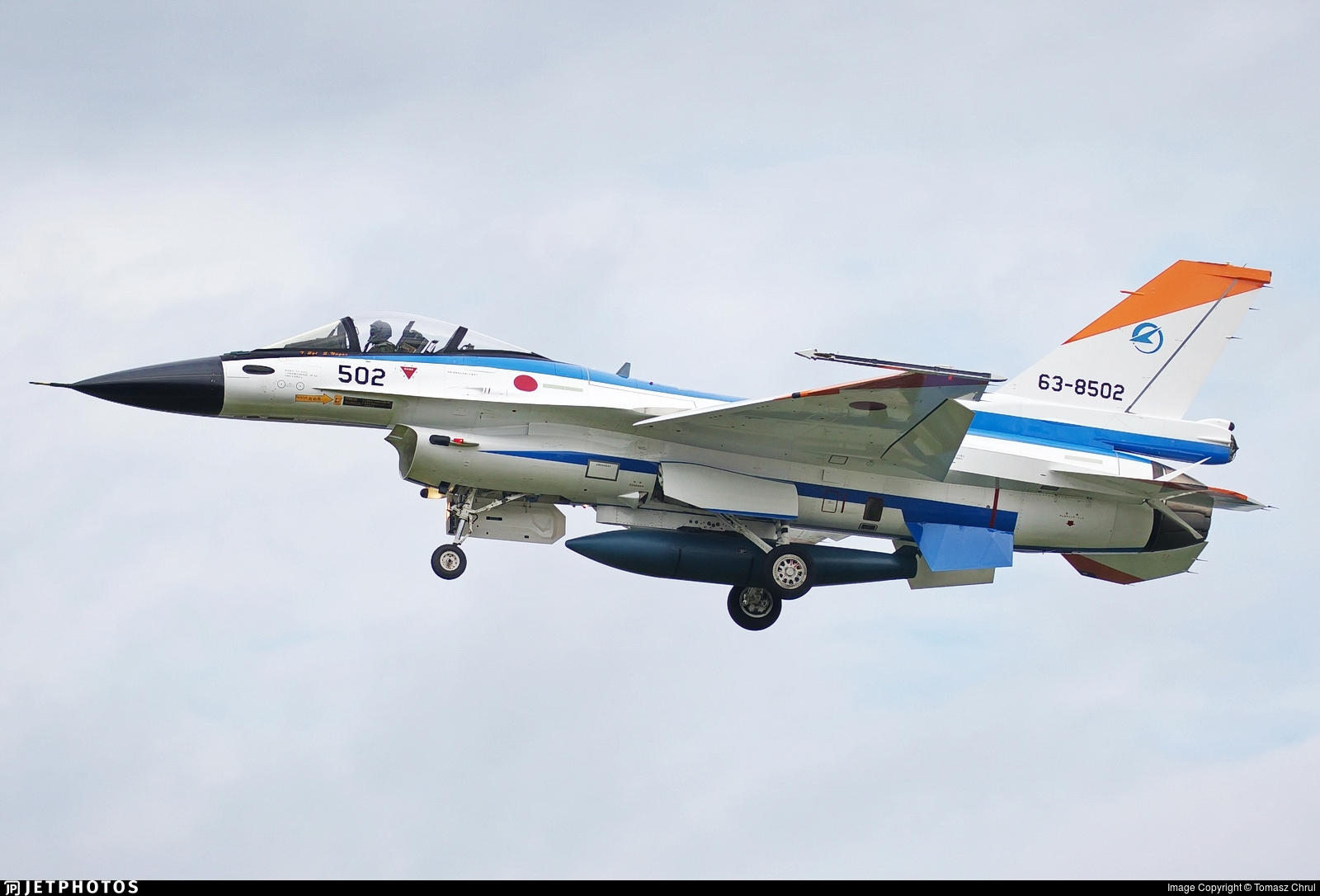 63-8502 - Mitsubishi F-2A - Japan - Air Self Defence Force (JASDF)