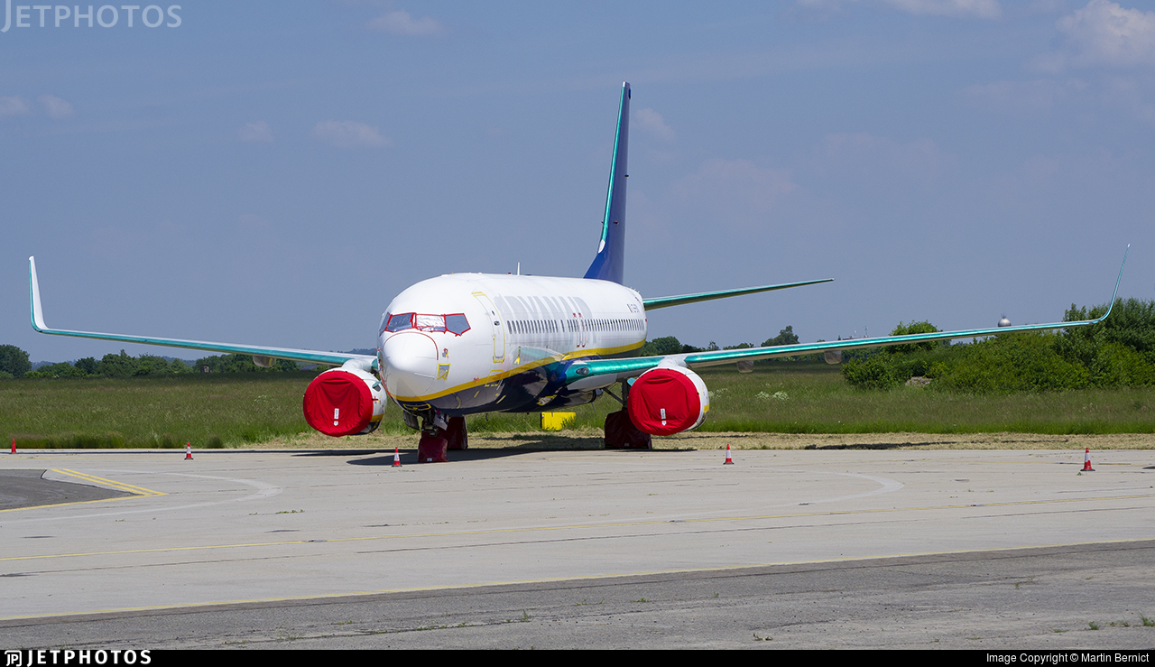 EI-EVX - Boeing 737-8AS - Untitled