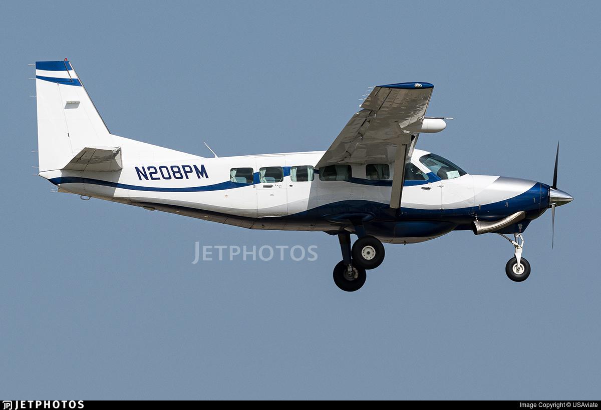 N208PM - Cessna 208 Caravan - Private