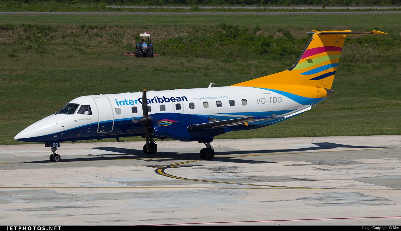 VQ-TDG - Embraer EMB-120ER Brasília - interCaribbean Airways
