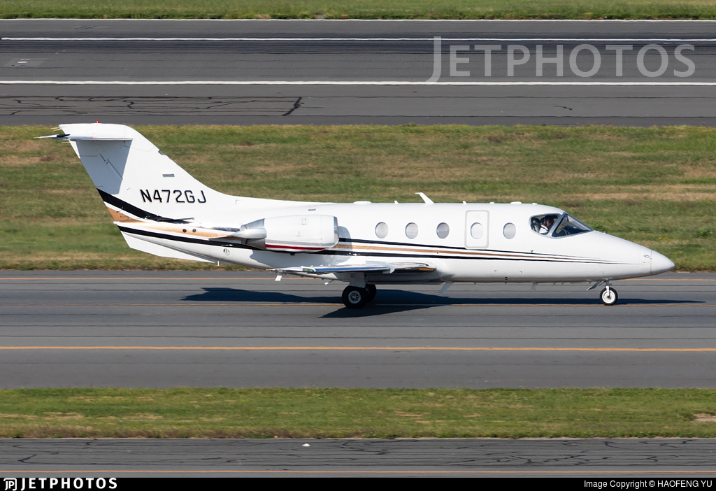N472GJ - Beechcraft 400A Beechjet - Private