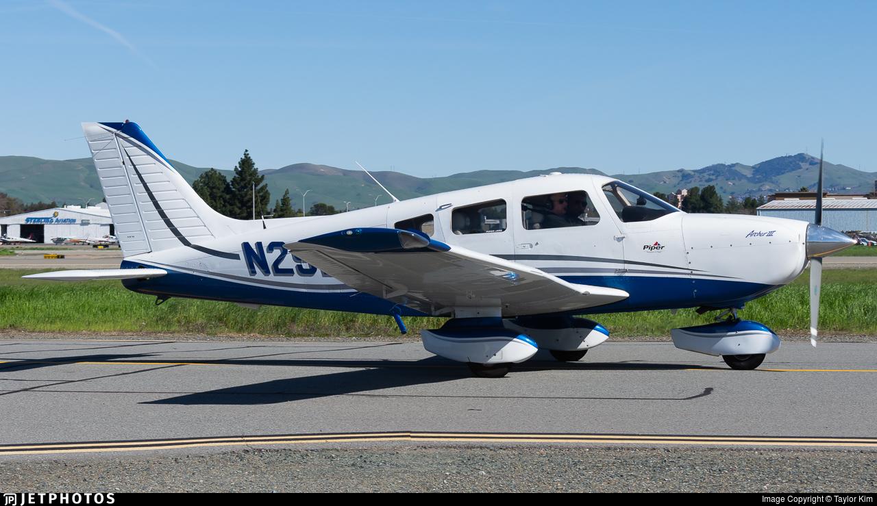 N292HP - Piper PA-28-181 Archer III - Private