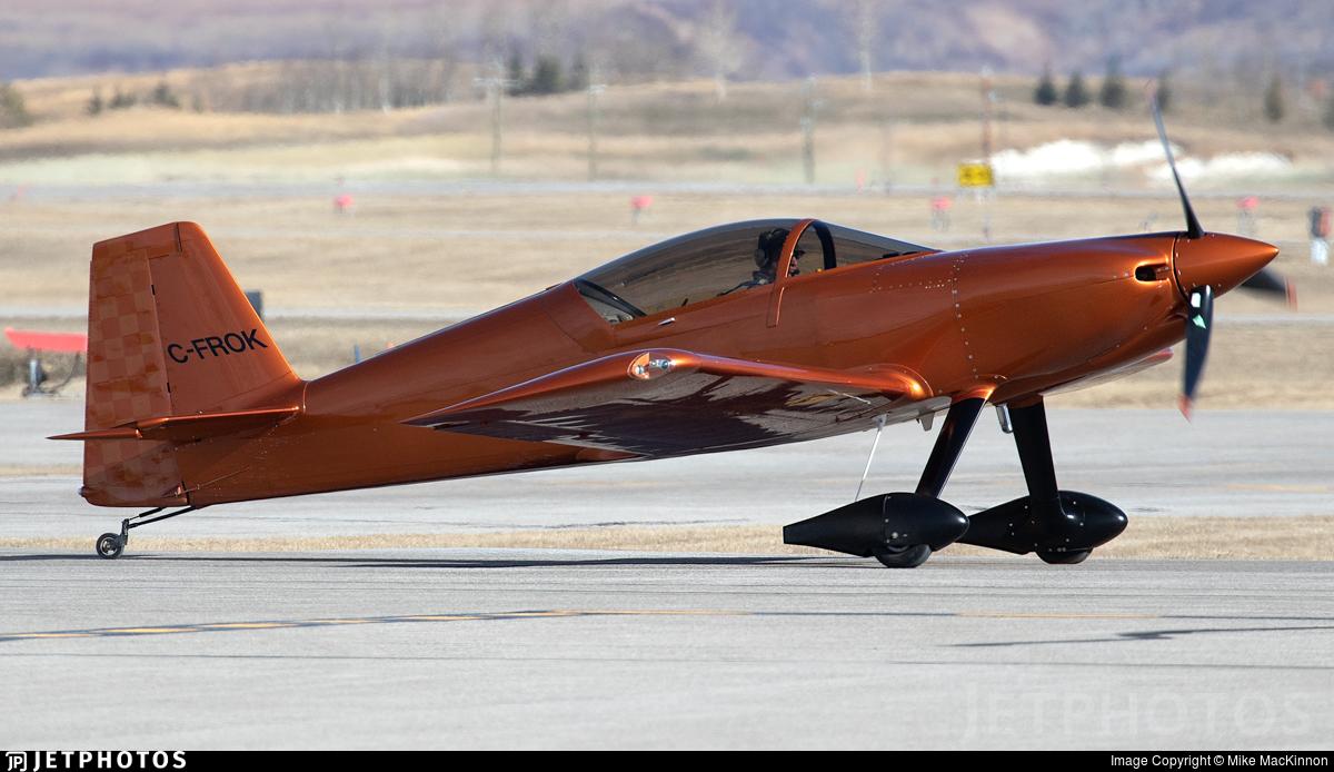 C-FROK - Harmon Rocket F-1 - Private