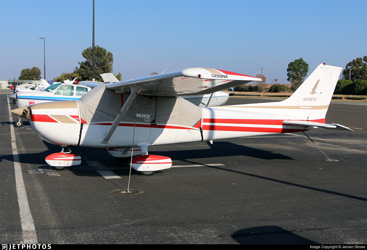 N6397D - Cessna 172N Skyhawk - Private