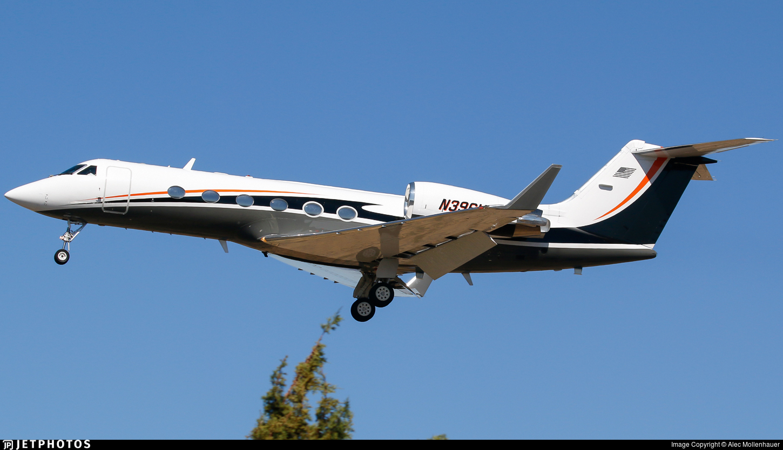 N396U - Gulfstream G-IV(SP) - Jet Edge