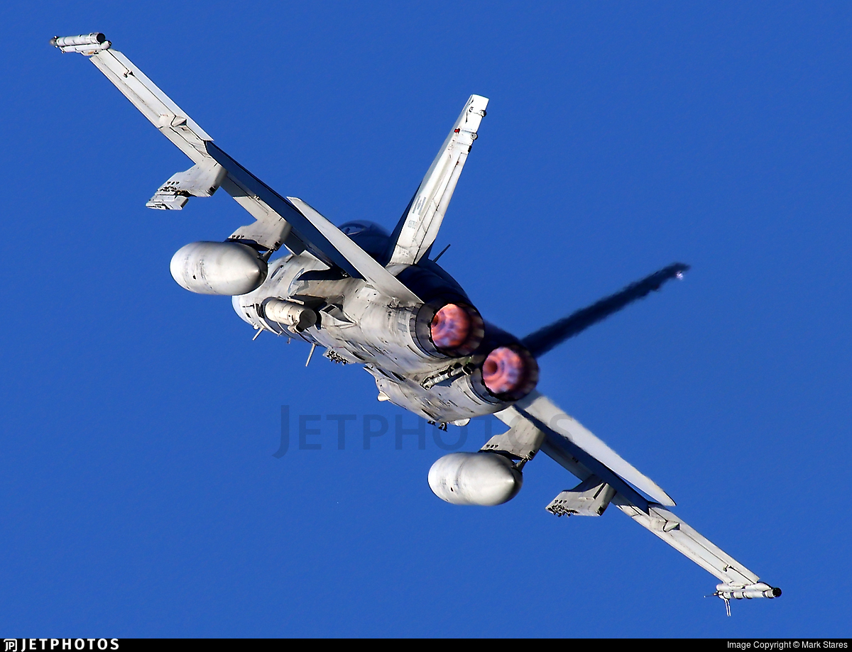 188788 - McDonnell Douglas CF-188 Hornet - Canada - Royal Canadian Air Force (RCAF)