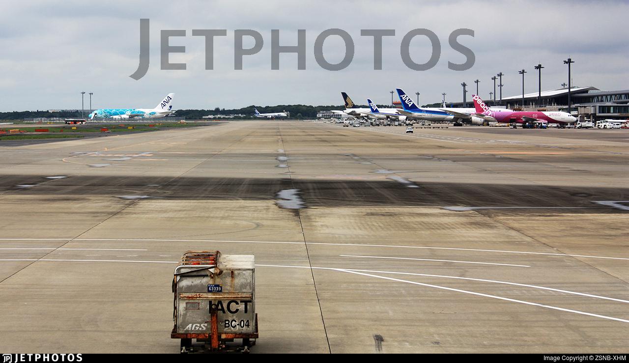 RJAA - Airport - Ramp