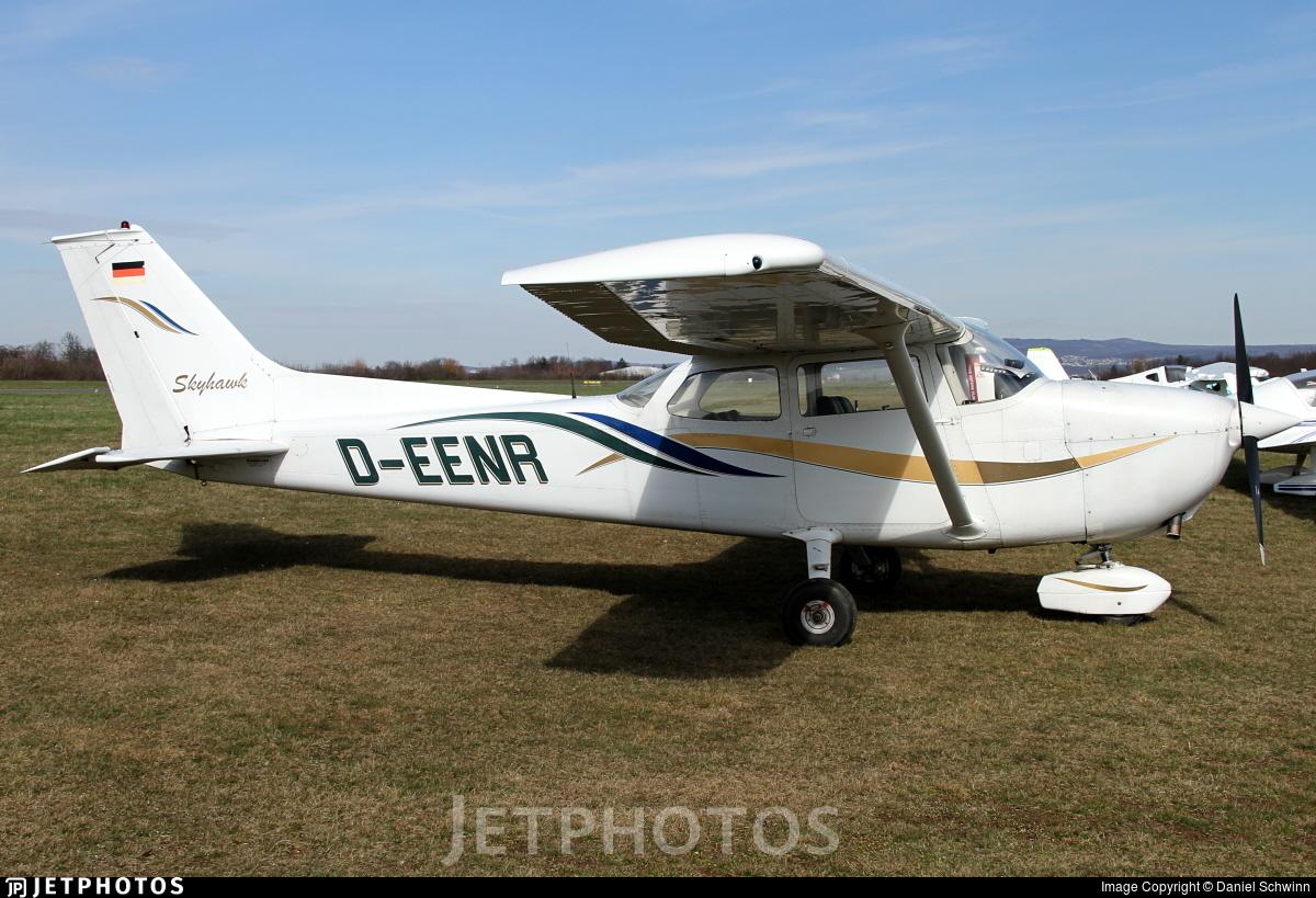 D-EENR - Reims-Cessna F172M Skyhawk - Frankfurter Verein für Luftfahrt (FVL)