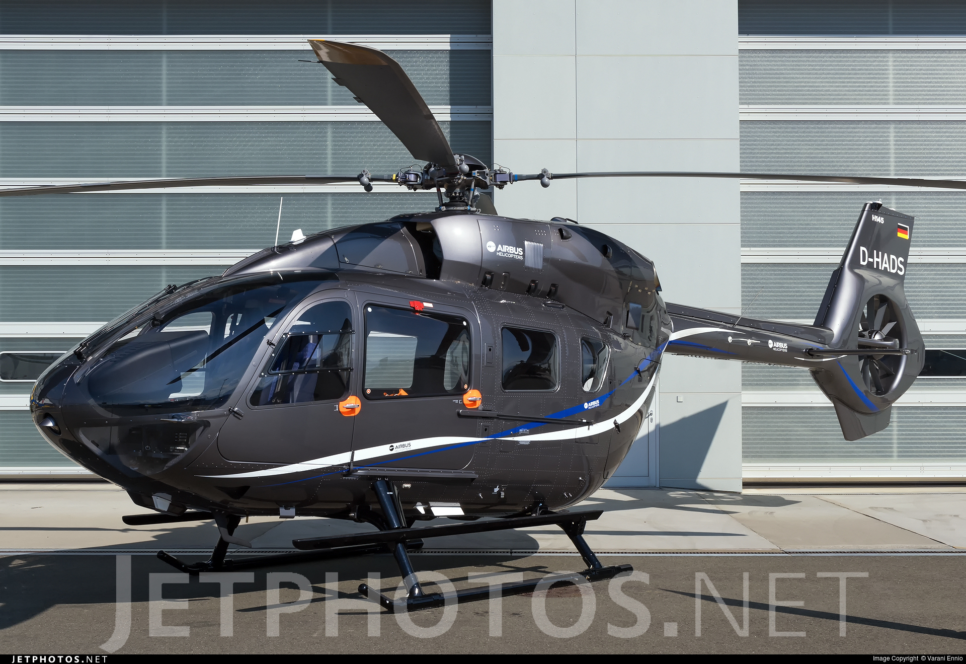 D-HADS - Airbus Helicopters H145 - Private