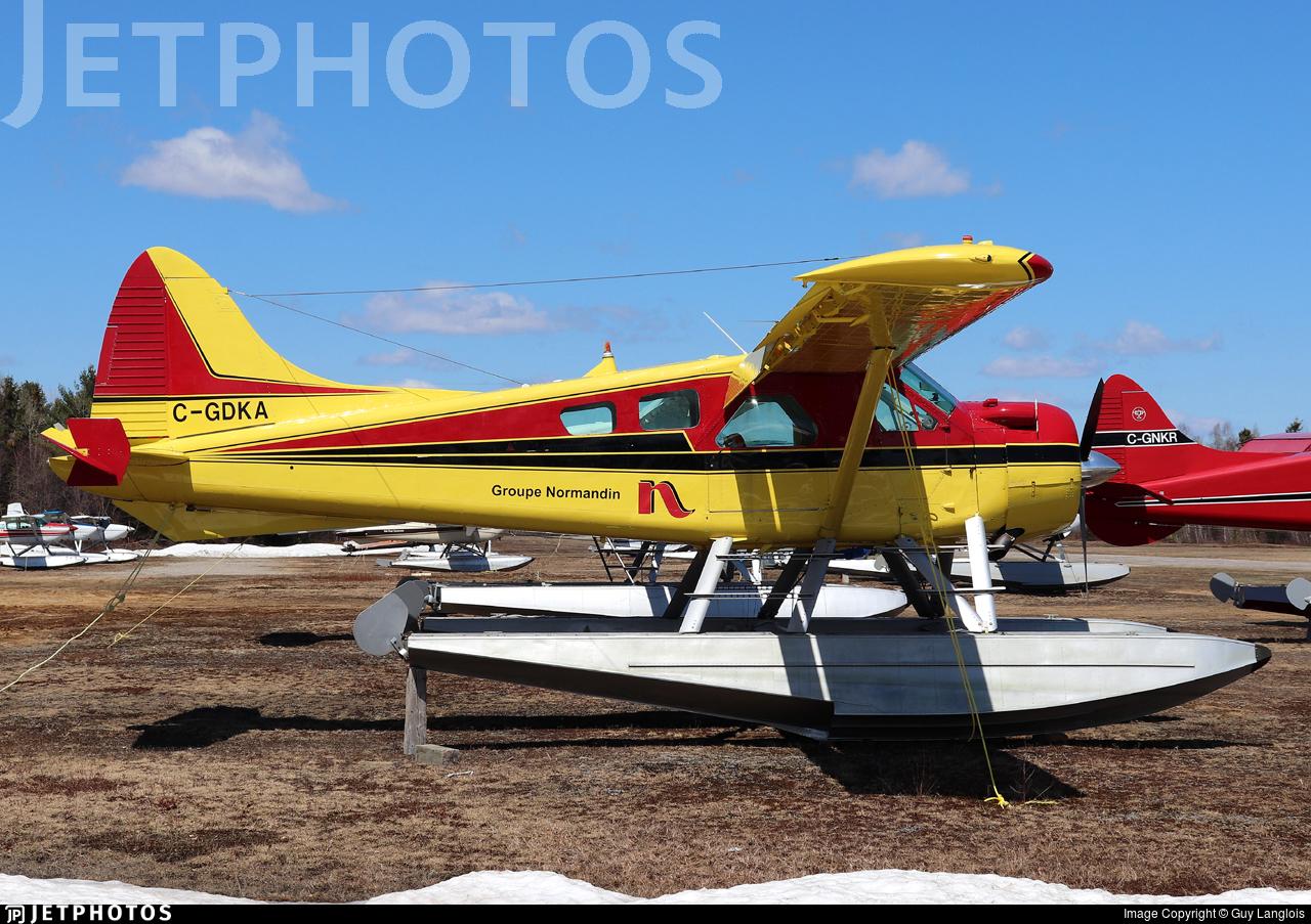 C-GDKA - De Havilland Canada DHC-2 Mk.I Beaver - Private