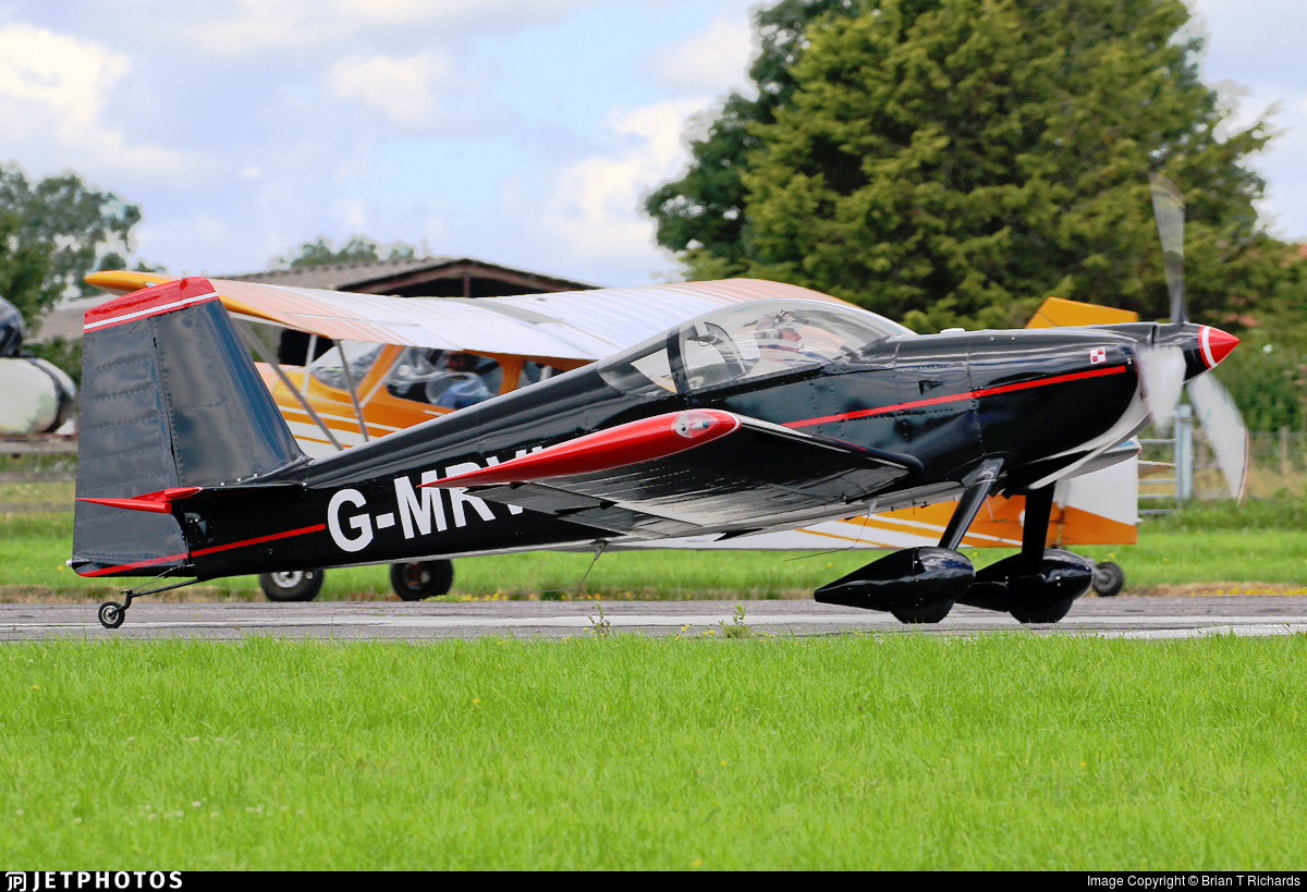 G-MRVL - Vans RV-7 - Private