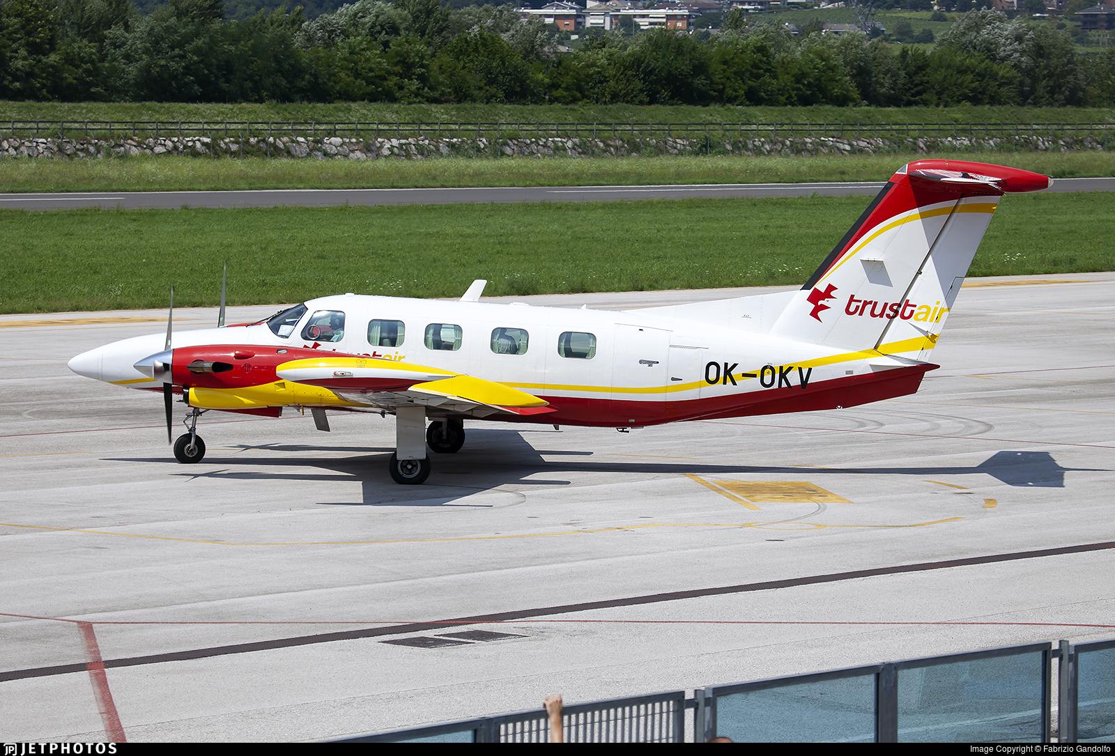 OK-OKV - Piper PA-42 Cheyenne III - L-COnsult sro