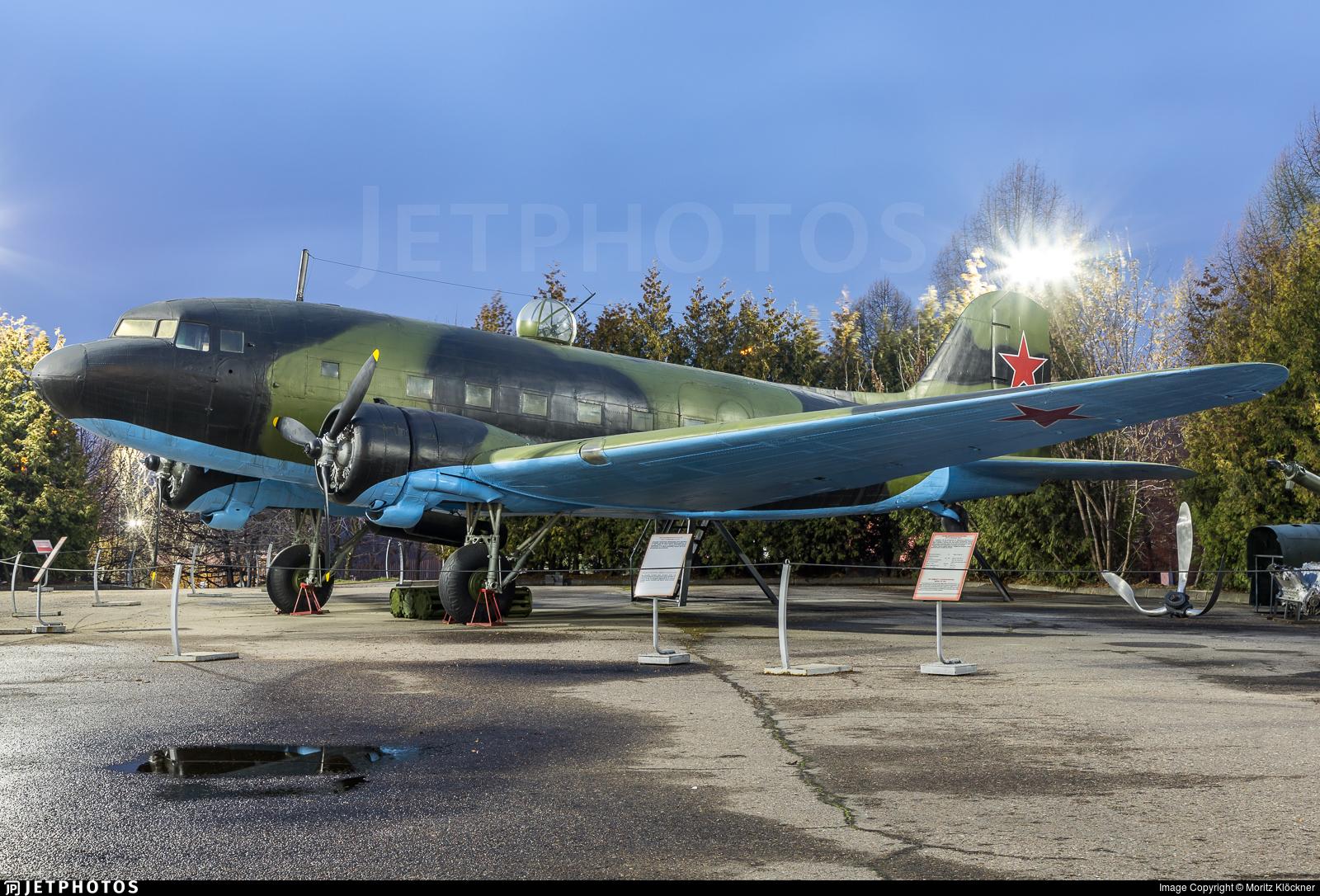 17 - Lisunov Li-2 - Soviet Union - Air Force