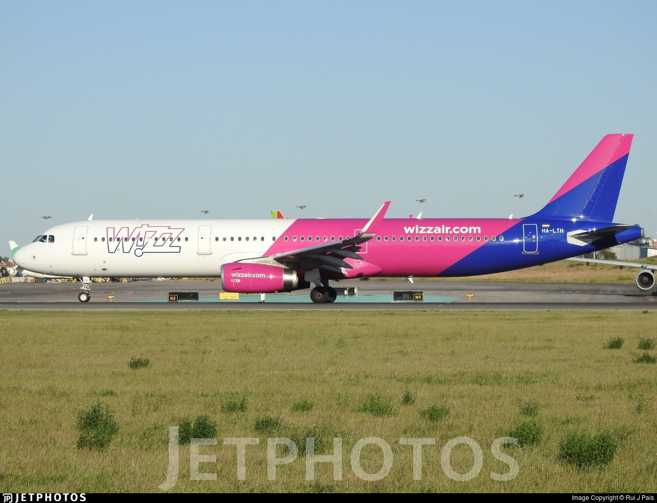 HA-LTH - Airbus A321-231 - Wizz Air