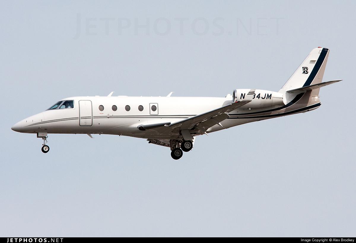 N434JM - Gulfstream G150 - Private