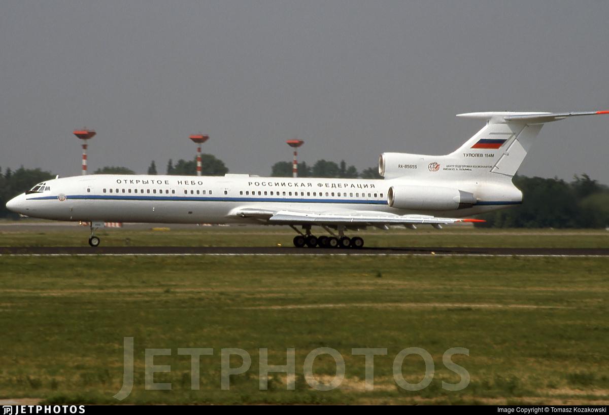 RA-85655 - Tupolev Tu-154M - Russia - Federal Space Agency (Roscosmos)