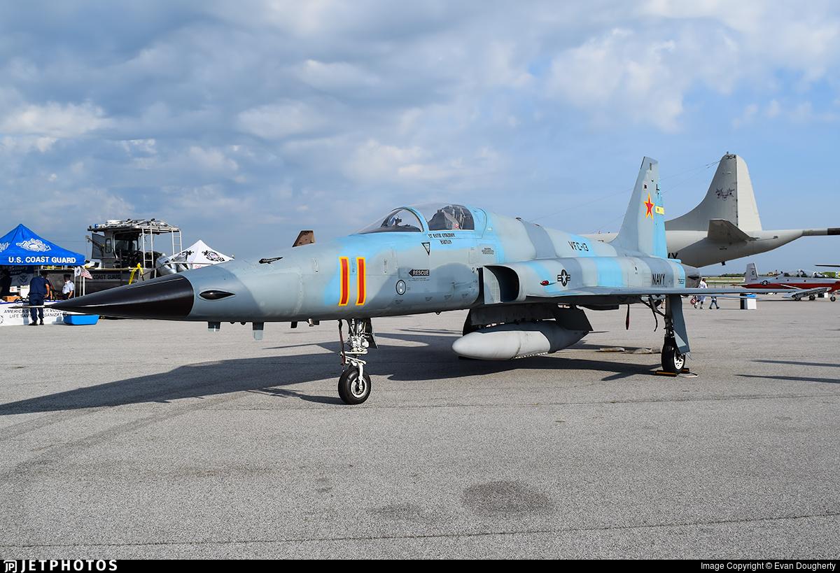 761537 - Northrop F-5N Tiger II - United States - US Navy (USN)