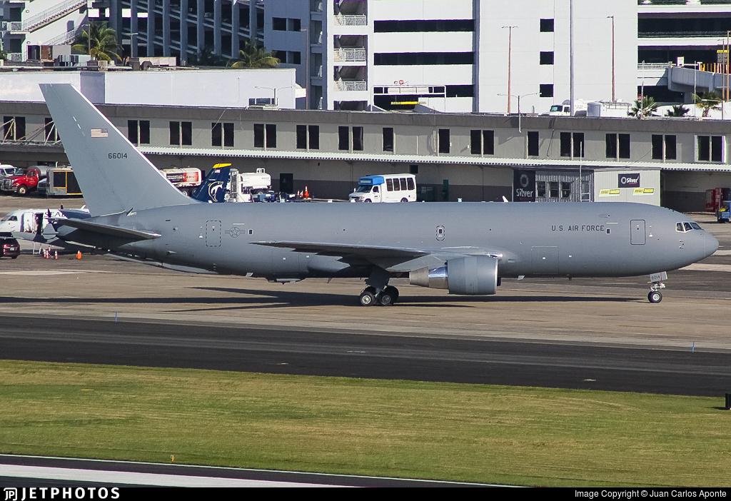 16-46014 - Boeing KC-46A Pegasus - United States - US Air Force (USAF)