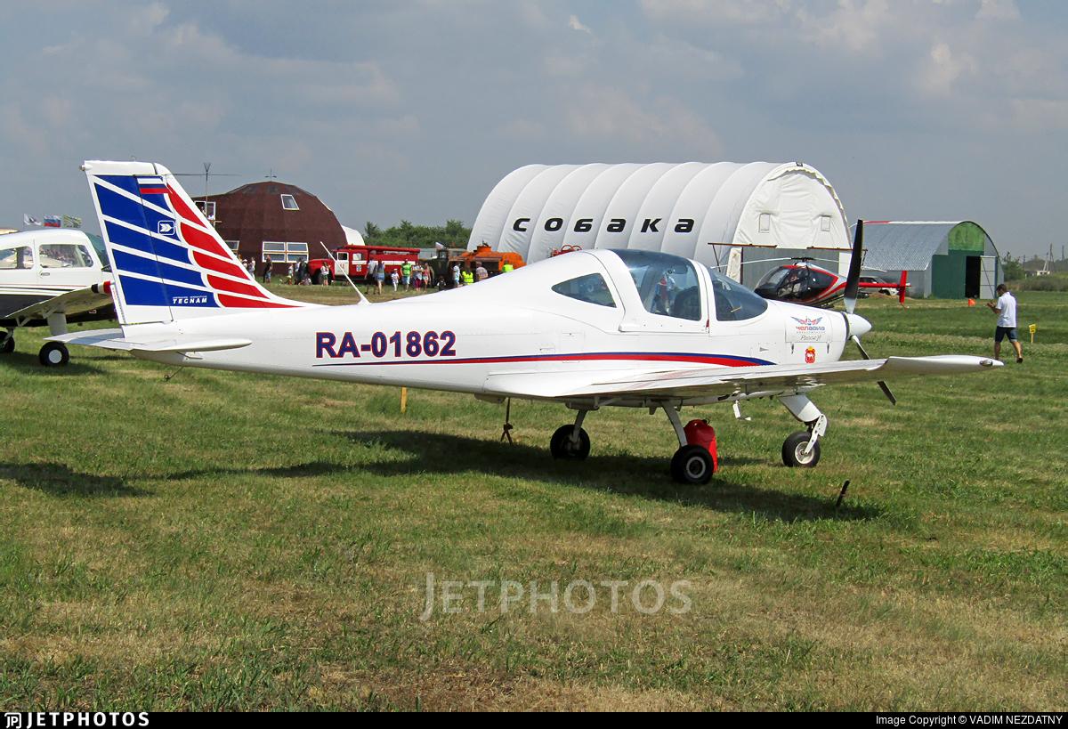 RA-01862 - Tecnam P2002JF Sierra - Chelavia