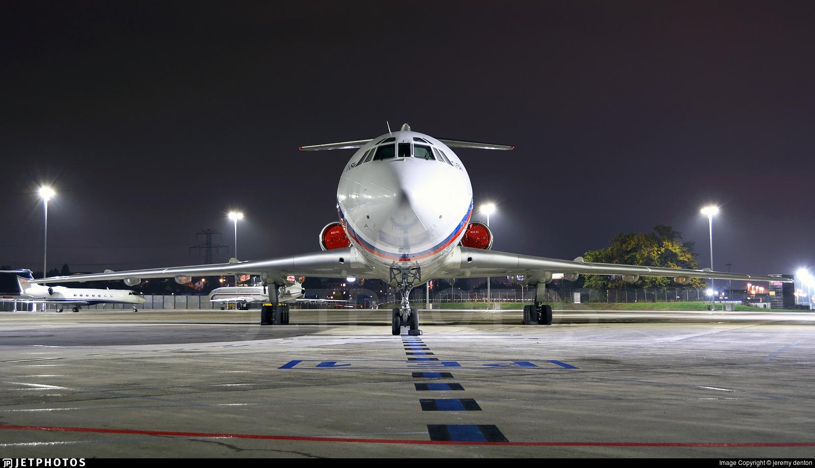RA-85041 - Tupolev Tu-154M - Russia - Air Force