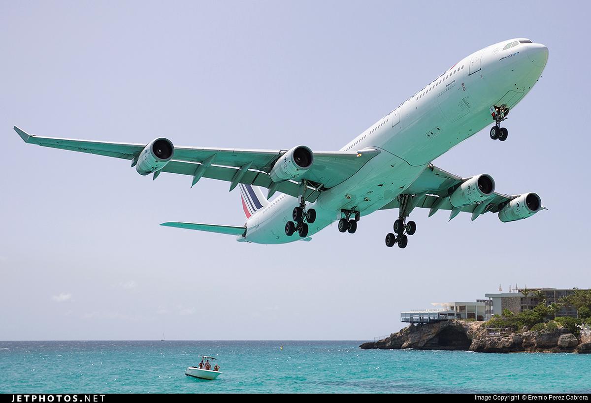 F-GNII | Airbus A340-313X | Air France | Raimundo Perez ...