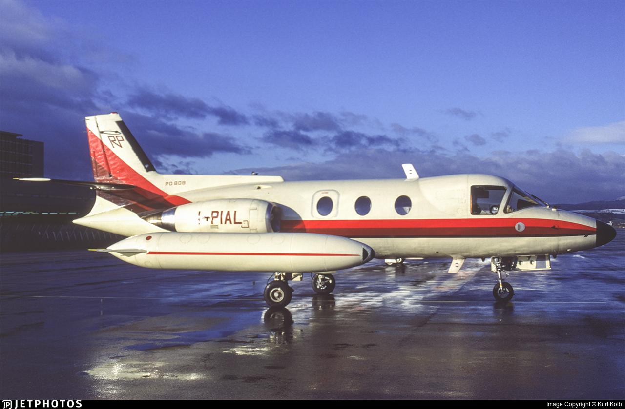 I-PIAL - Piaggio-Douglas PD-808VIP - Private
